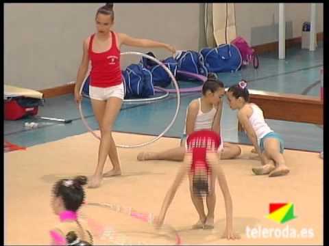 El club de gimnasia r tmica de la roda consigue el mayor for Gimnasia informacion