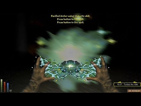 Daggerfall Unity [Warlock] Part 1