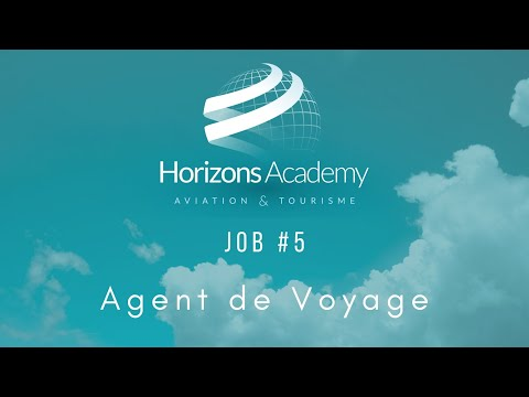 JOB 5 - Agent de Voyage