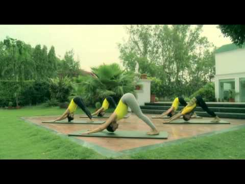 Surya Namaskar (Sun Salutation) & Variations With Music | Yoga With Sapna