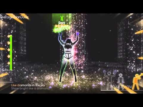 Sia - Chandelier - Just Dance