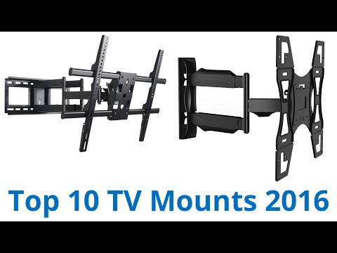 10 Best TV Mounts 2016