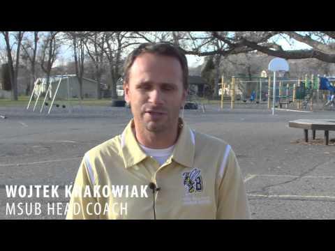 MSUB Women's Soccer Boulder Elementary School Visit 11/19/15