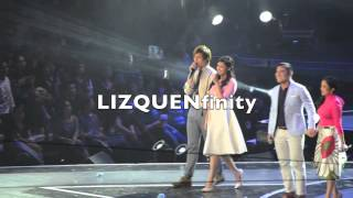 ASAP20 at the MOA Arena: Oh Babe | LizQuen (Multi-angle fancam)
