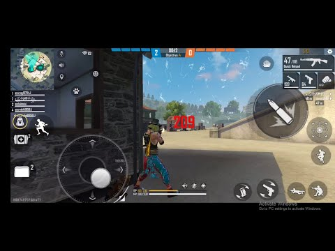 SECOND VIDEO OP HEADSHOT ( WITH AK AND NEW GUN PARAFAL )