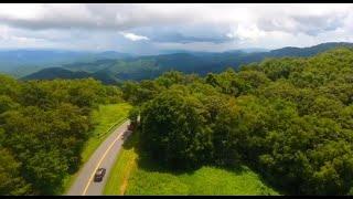 Beautiful 4K Drone Footage of the Appalachian Mountains