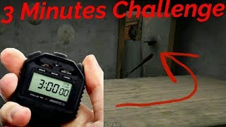Granny(Horror Game)3 Minutes Challenge