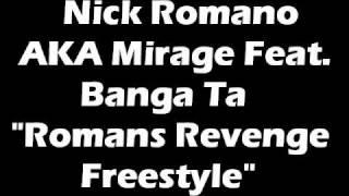 Nick Romano - romans revenge fresstyle