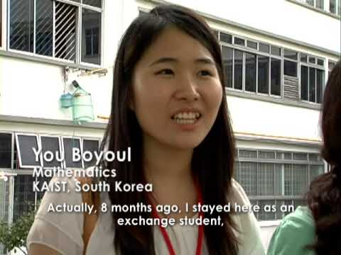 Experience@Singapore - Top students visit Singapore