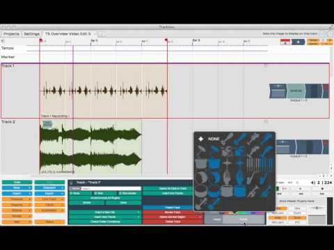 Download Tracktion T5 DAW for FREE