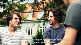 Hochschule Augsburg W englisch