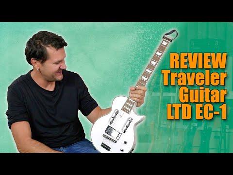 Traveler Guitar LTD EC 1 Review