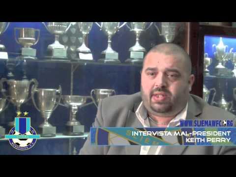 Sliema Wanderers FC - Intervista mal-President