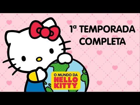 O Mundo Da Hello Kitty | 1ª Temporada Completa (42 Episódios - 29 Minutos)