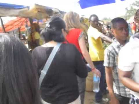 Tanzania, Moshi town, Local Market