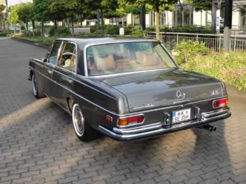 mercedes 300 sel 4 5 109 for sale in germany at youtube. Black Bedroom Furniture Sets. Home Design Ideas