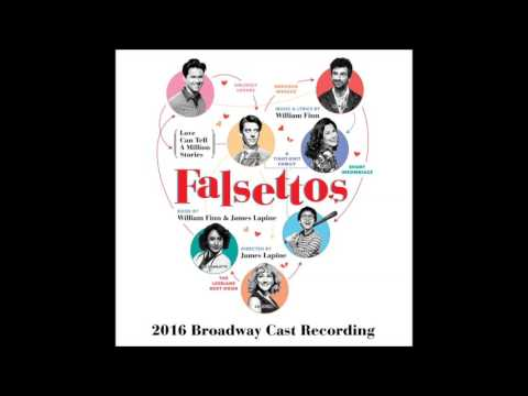The Thrill of First Love - Falsettos (2016 cast recording)
