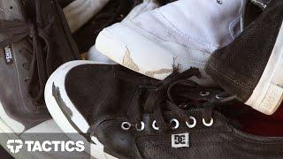 Rubber Toe Cap Skate Shoes Wear Test Review – Tactics.com