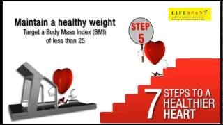 '7 steps to a healthier heart' in this video we share some health, lifestyle and diet tips keep your heart healthy. subscribe our channel, wher...