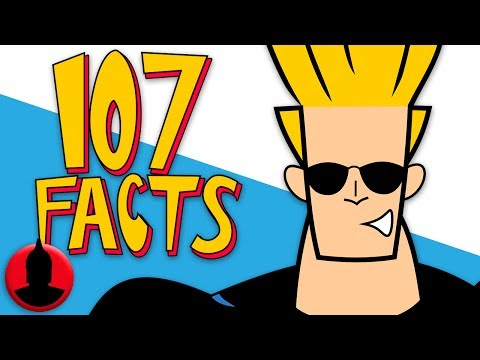 107 Johnny Bravo Facts YOU Should Know! - Cartoon Facts! (107 Facts S6 E26)