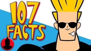 107 Johnny Bravo Facts YOU Should Know! - Cartoon Facts! (107 Facts S7 E1)