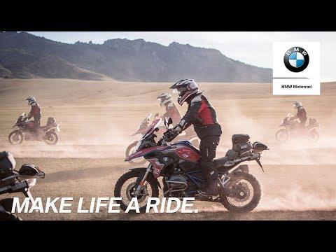 The 2018 GS Trophy Rallye Suit - BMW Motorrad Aftersales & Rider Gear
