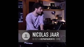 Nicolas Jaar - DJ Set @ Departamento (April 01, 2017)