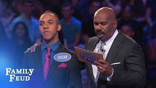 Can the Allens win it ALL? | Family Feud