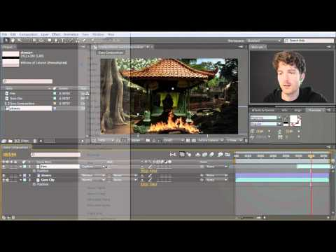 After Effects Beginner Tutorial: Guru Lesson 1