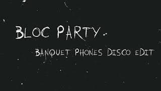 BLOC PARTY - BANQUET (PHONES DISCO EDIT) (SUBTITULADA ESPAÑOL) BY CRI$$