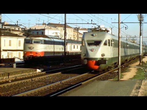 Treni Passeggeri FS Anno 1977 - Reisezüge in Milano