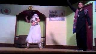 shahid 7t and sheeba rani song ishq be parwah alhamra stage