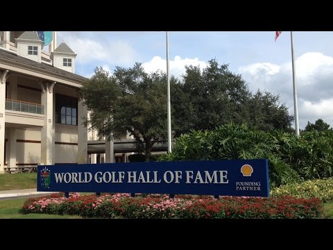 World Golf Village in Jacksonville; the ultimate golf vacation destination
