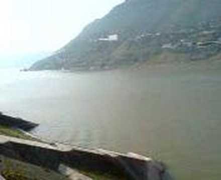 Fuling,China's Yangtze River,