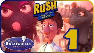 Rush: A Disney-Pixar Adventure Walkthrough Part 1   Ratatouille (PC, X360, XB1)