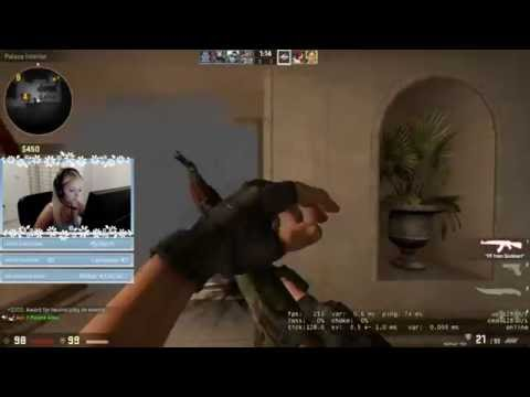 Mimi ~ Stream Highlights 1 ~ CSGO