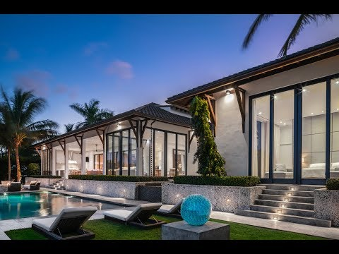 Extraordinary Modern Estate designed by Cesar Molina -- Lifestyle Production Group