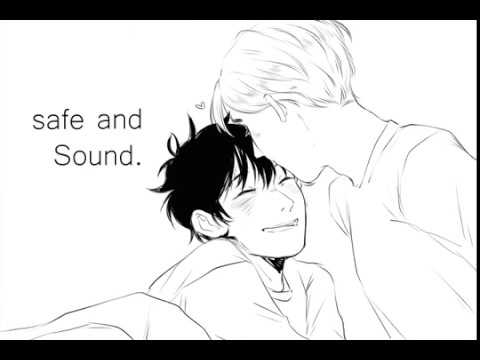 Harry Potter Animatic- Safe and Sound ( drarry)