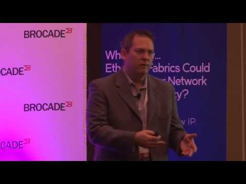 General Session Breakout 1: Physical Infrastructure -- Michael Bushong, Brocade