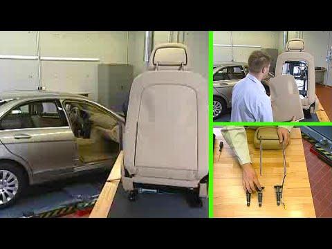 Mercedes S Klasse Sitze Umklappen