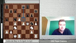Play the King´s Indian: What to do against 5.Nge2; 6.Ng3?