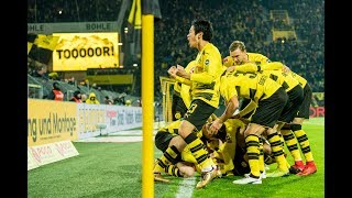 🔥 SCORING, SCORING, BVB! | ⚽️ All 56 Borussia Dortmund Goals of the 1st Half Season 2017/18