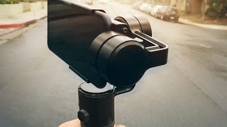 5 New smartphone gimbal, camera stabilizers