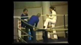 Tarmo 75v. Suuri Urheilushow Liikuntatalolla La 7.11.1987 Osa2