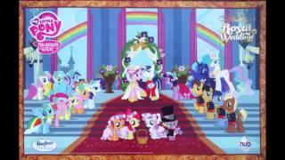 Мнение моего друга о My little pony #1 Эпизод - свадьба в Кантерлоте