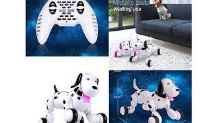 Собака зуммер на пульте Товары с Китая Алиэкспресс Детские игрушки Щенок Робот.