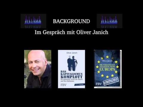 Oliver Janichs Kritik an KenFM, Jung & Naiv, RT Deutsch (Interview 2015) | Background FM