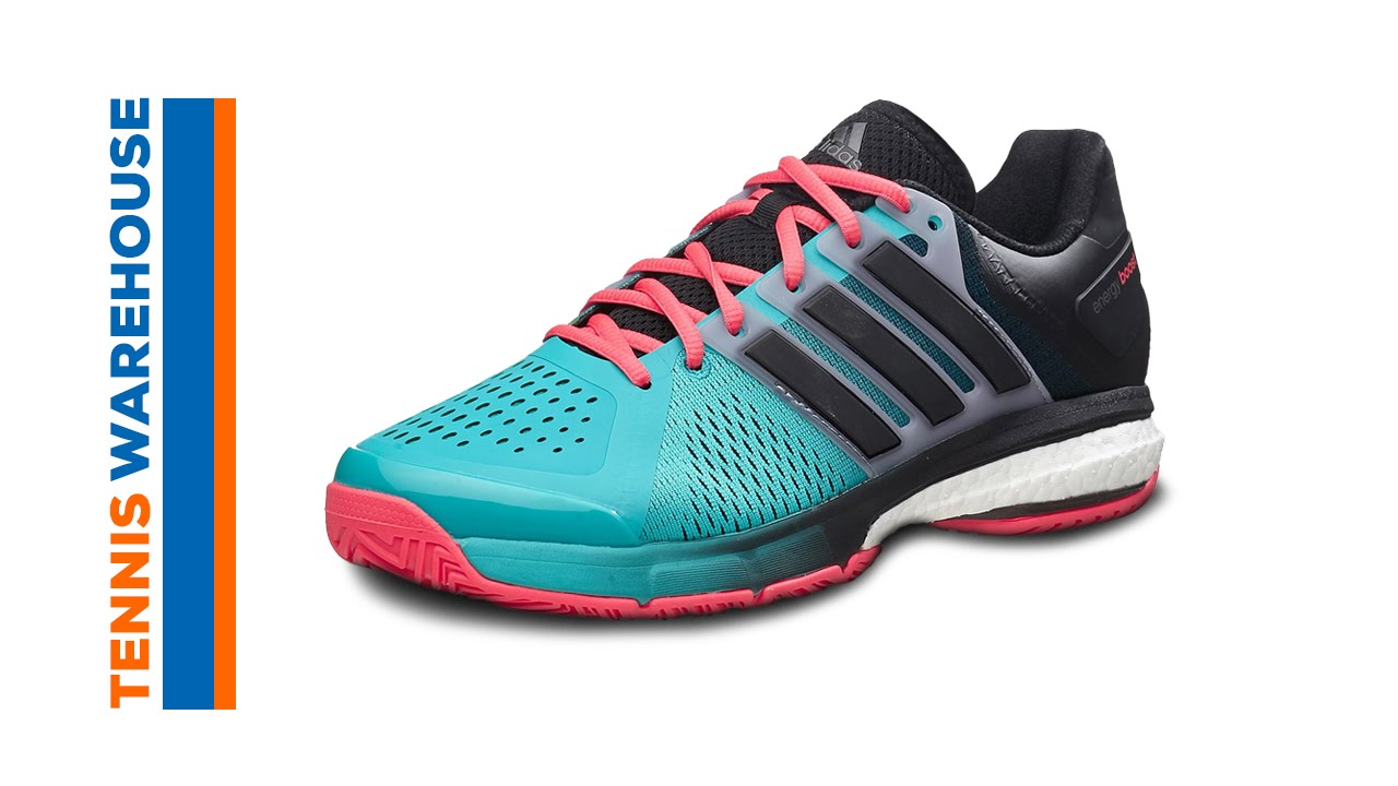best service 77dcc c987c adidas Tennis Energy Boost Shoe Review - YouTube