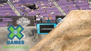 Colton Walker wins BMX Dirt gold | X Games Minneapolis 2017