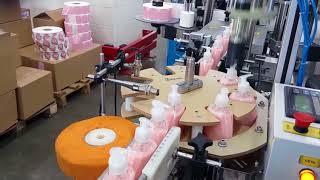 Faberlic. РЗУ-2 жидкое мыло производительность 4500 шт/час